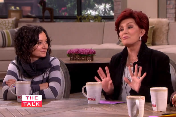 Sharon Osbourne to Take 1-Month Hiatus From 'The Talk' After Collapsing