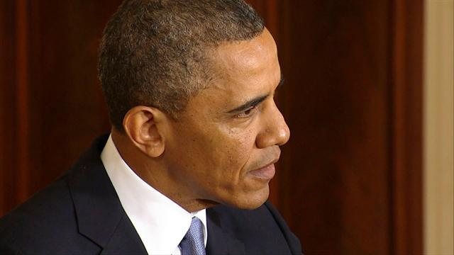 """Obama: Benghazi talking points issue a """"sideshow"""""""