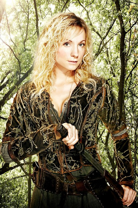 Joanne Froggatt in the BBC series Robin Hood