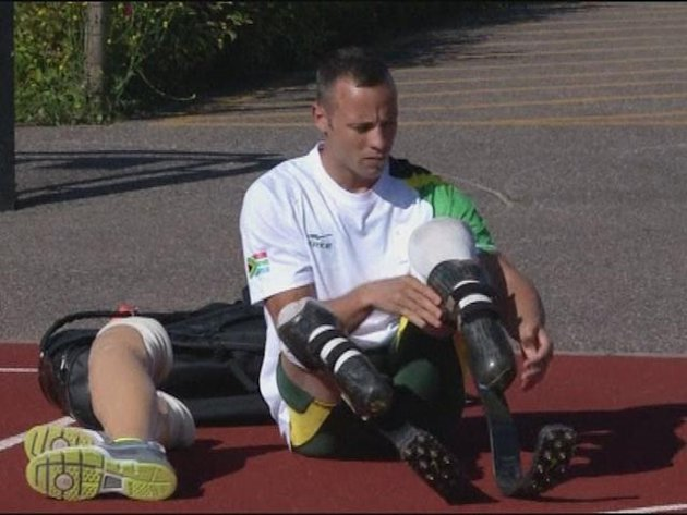 Pistorius responds to Johnson