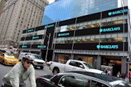 <p>View of a Barclays Capital office on June 26, 2012 in New York. The pressure on Barclays has risen after British and US authorities last week fined the bank amid international probes into several top banks over alleged rigging of inter-bank rates.</p>