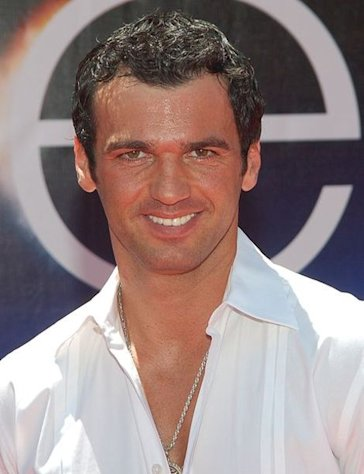 Poor Tony Dovolani! His partner is in the hospital!