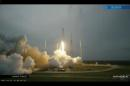SpaceX Falcon 9 Rocket Launches Turkmenistan's First-Ever Satellite