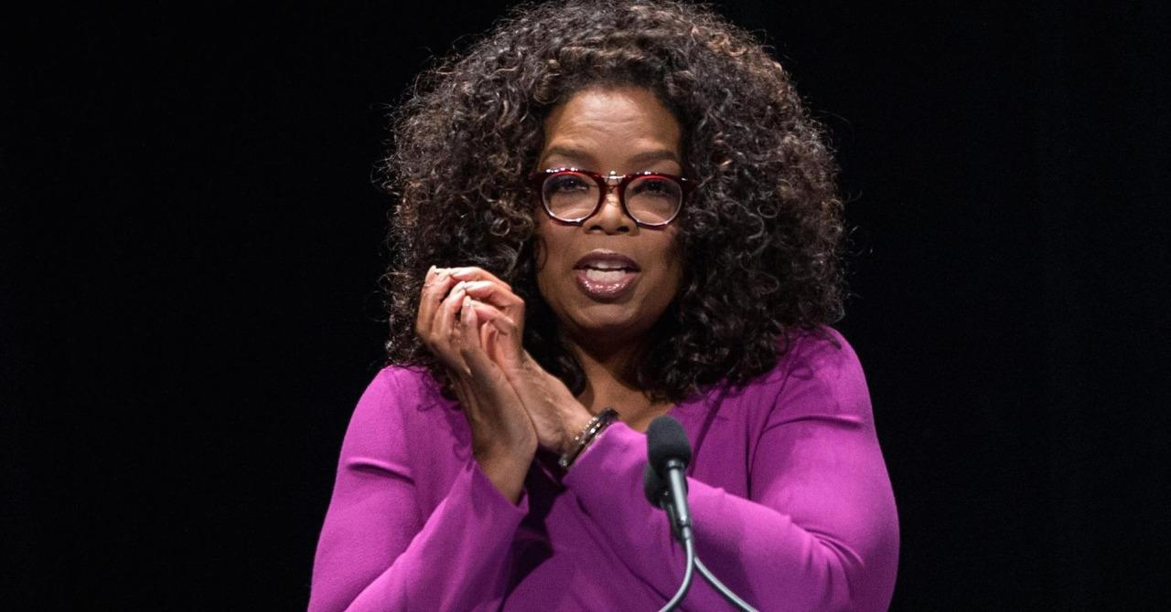 Oprah Winfrey buys $28M horse farm at auction