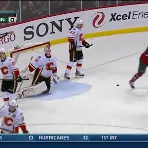 Calgary Flames at Minnesota Wild - 11/05/2013