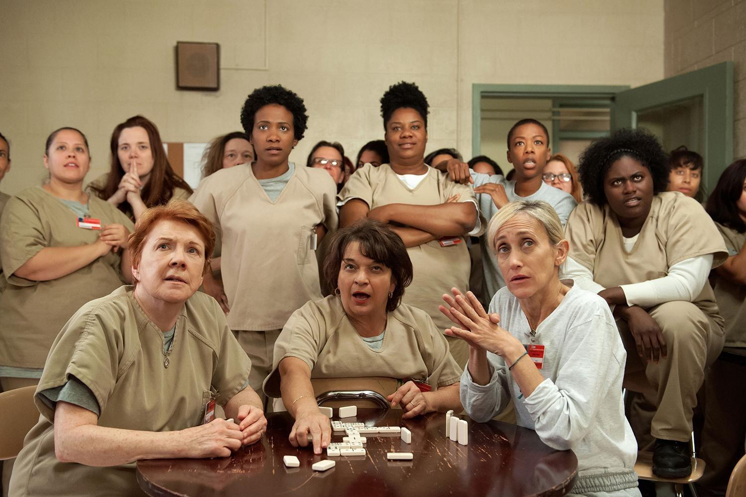 Netflix orders up a triple batch of Orange is the New Black