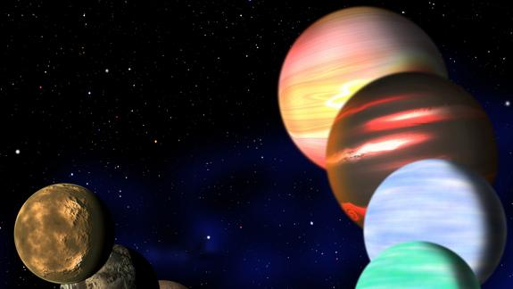 Number of Confirmed Alien Planets Nears 1,000
