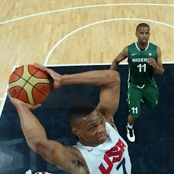US men beat Nigeria 156-73 in Olympic basketball The Associated Press Getty Images Getty Images Getty Images Getty Images Getty Images Getty Images Getty Images Getty Images Getty Images Getty Images