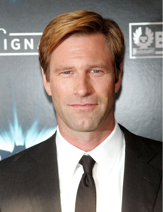 Dark Knight New York 2008 Premiere Aaron Eckhart