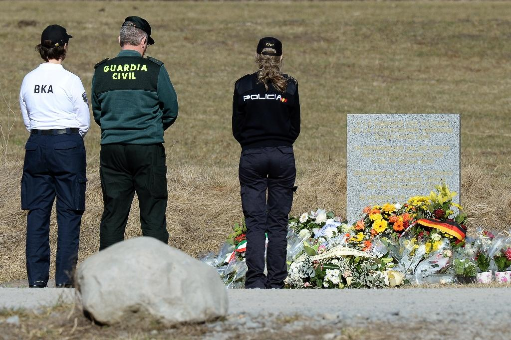 Alps crash pilot told ex 'everyone will know my name'