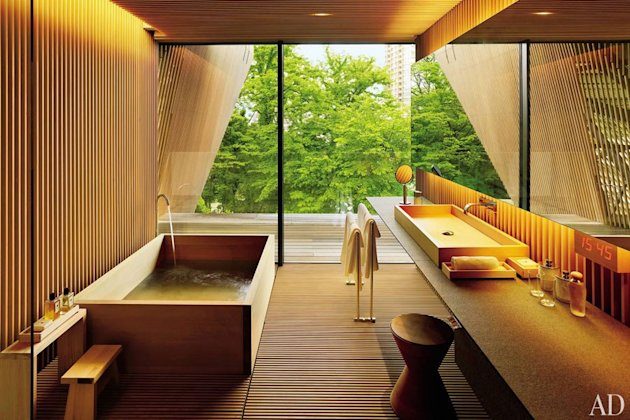 Blissful baths Japan
