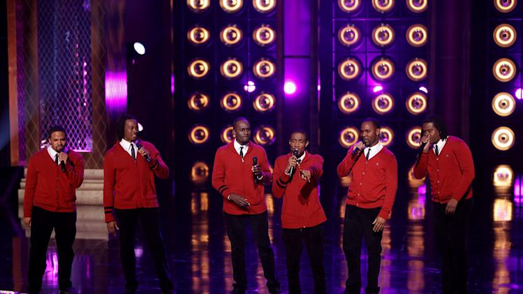 "Committed on the second season of ""The Sing-Off."" This all-male group was founded in 2003 by four high school students at Forest Lake Academy. The group stayed together as it progressed to Oakwood University in Huntsville, Alabama, where the guys continued to perform together. Committed is dedicated to creating unique harmonies with powerful lead vocals, soaring harmonies, and a booming bass line."