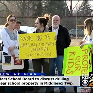 School Board To Vote On Drilling Plans