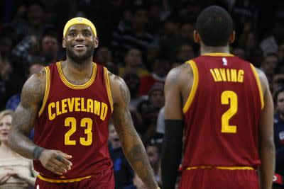 The rest of the East is helping the Cavaliers make up for their bad start