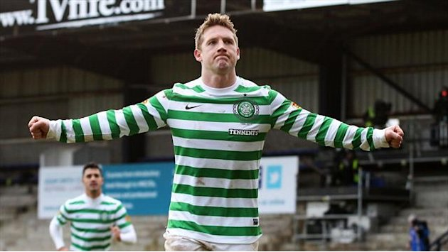 Scottish Football - Celtic strike back to beat Caley