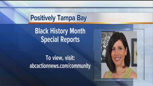 Postively Tampa Bay:  Maime Rogers of St. Pete African American Heritage Project