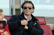 Juventus are arrogant and lack respect, says Cagliari president Cellino