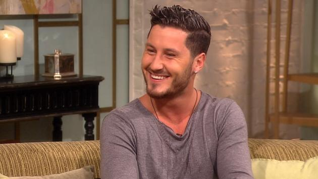 Val Chmerkovskiy: I'm Hoping To Win Back The Mirrorball Trophy For Kelly Monaco  -- Access Hollywood