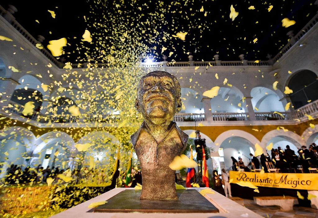 Colombia: Cartagena lays to rest Garcia Marquez's ashes
