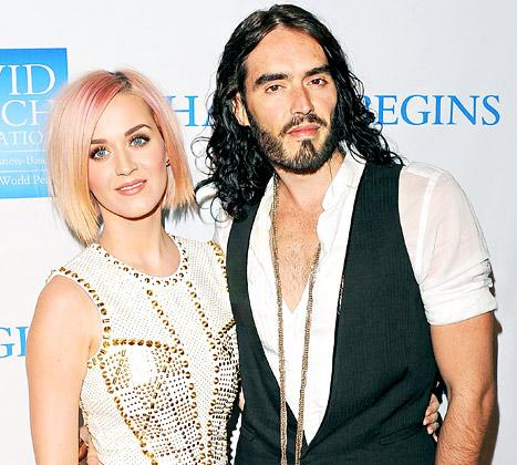 "Katy Perry Calls Divorce from Russell Brand a ""Very Tiny Elephant"" in the Room"
