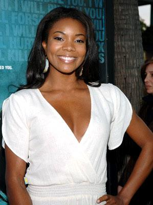 Gabrielle Union at the Beverly Hills premiere of Lions Gate Films' Crash