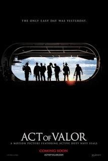 Poster of Act of Valor