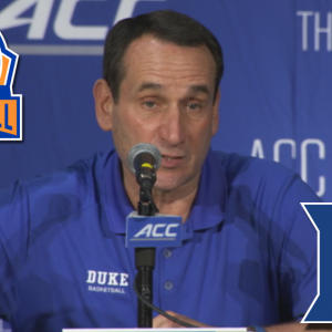 Coach K Sees New Beginning For Duke After Early NCAA Exit | ACC Operation Basketball
