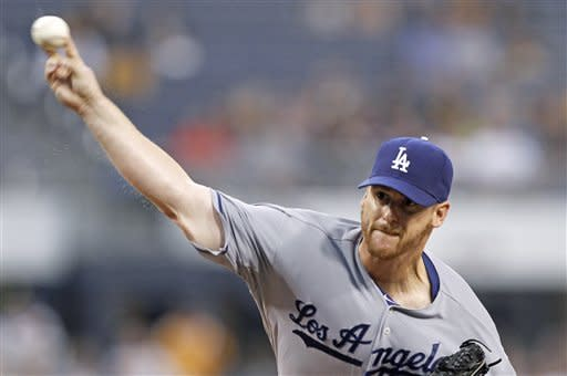 Dodgers beat Pirates 11-0 behind Billingsley, Cruz