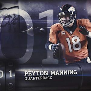 'Top 100 Players of 2014': Peyton Manning