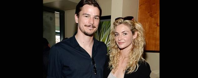 Josh Hartnett to become a father