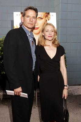 Campbell Scott and Patricia Clarkson at the New York premiere of Focus Features' Vanity Fair