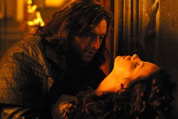 Hugh Jackman and Kate Beckinsale in Universal's Van Helsing