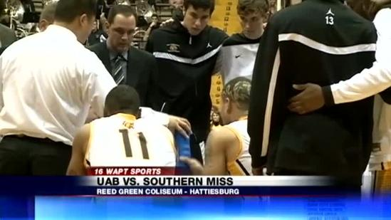 Southern Miss wins 22nd consecutive home game