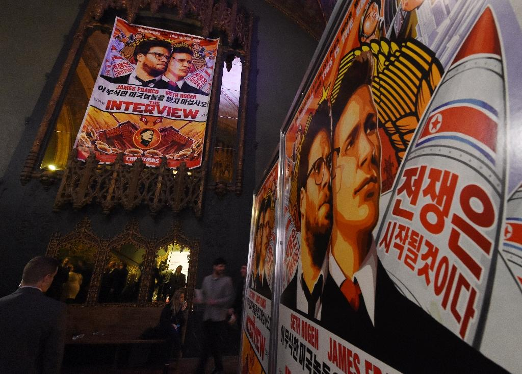 S. Korea activist sends 'The Interview' DVDs into North