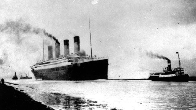 New Titanic Map Shows 'Entire Crime Scene'
