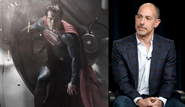 'Man of Steel,' David S. Goyer -- Getty Images