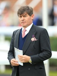 Godolphin racing manager Simon Crisford