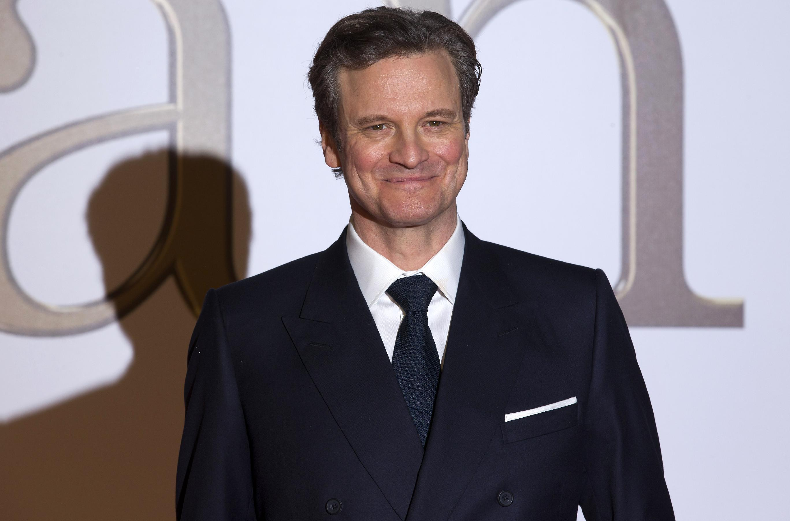 Colin Firth joins James Marsh's next feature