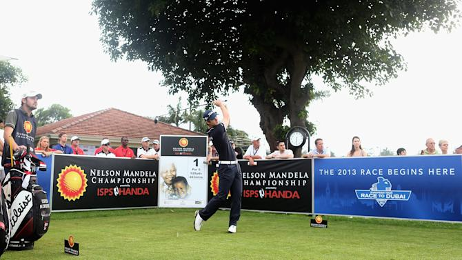 The Nelson Mandela Championship presented by ISPS Handa - Day Three