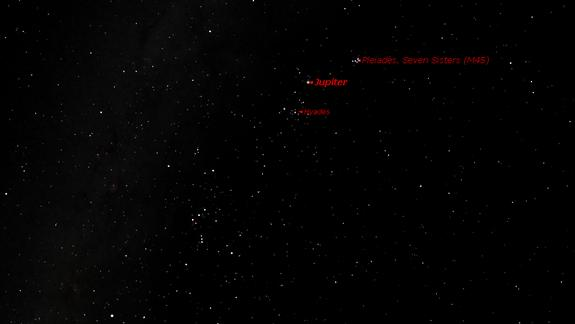 Two Star Clusters Shine in Night Sky This Week
