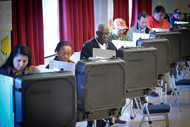 Former Felons in Maryland Regain Voting Rights