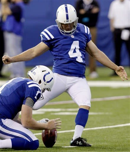 Colts follow Luck's lead past Miami 23-20
