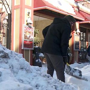 Weeks of snow leave Boston businesses suffering