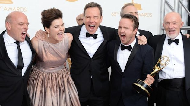 breaking bad emmy awards 2013
