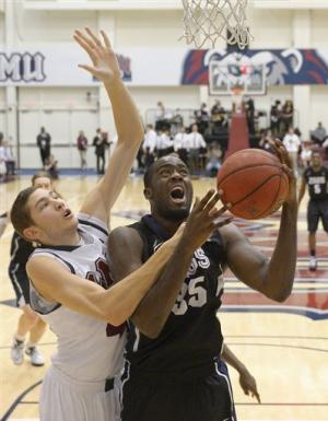 No. 7 Gonzaga routs Loyola Marymount 88-43