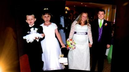 Flower Girl and Ring Bearer Wed 17 Years Later: 'I Knew Then He Was the One for Me'