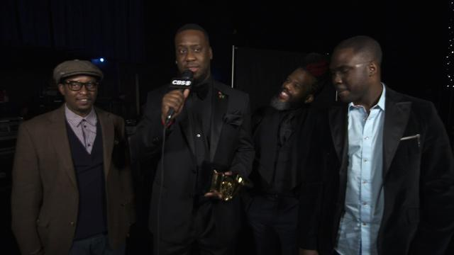 Robert Glasper - Backstage Thank You