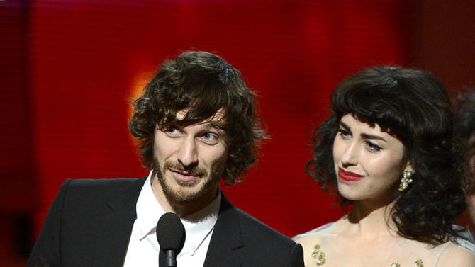 The 55th Annual GRAMMY Awards - Show: Gotye and Kimbra
