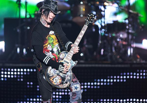 Guns N' Roses' DJ Ashba on New Material and 'Unique' Vegas Residency