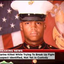 BREAKING: Police In Camden ID And Charge Man For Murder Of Marine